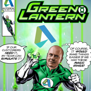 KH3432GL-green-lantern-flying-superhero-comic