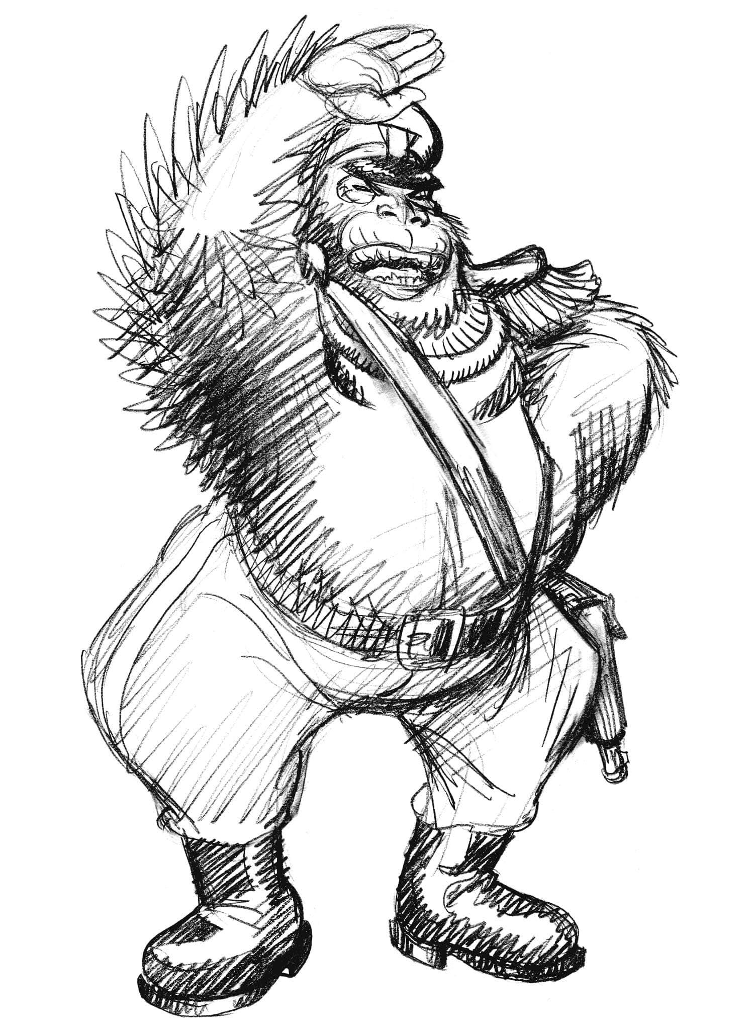 KH2900D-battle-monkeys-general-gorilla