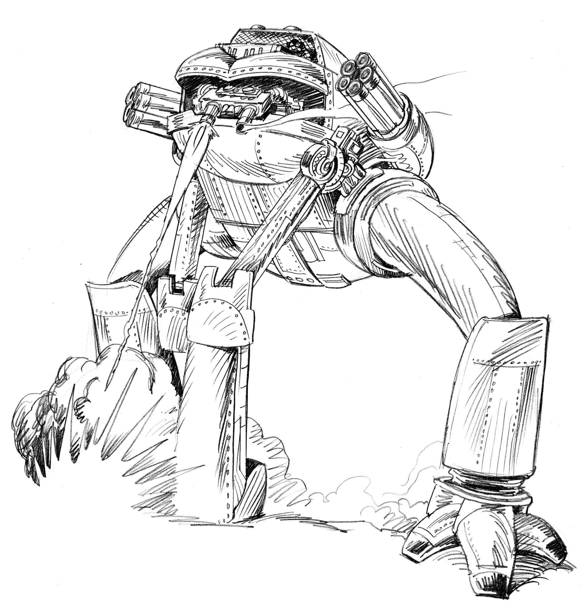 KH2900G-battle-monkeys-walker