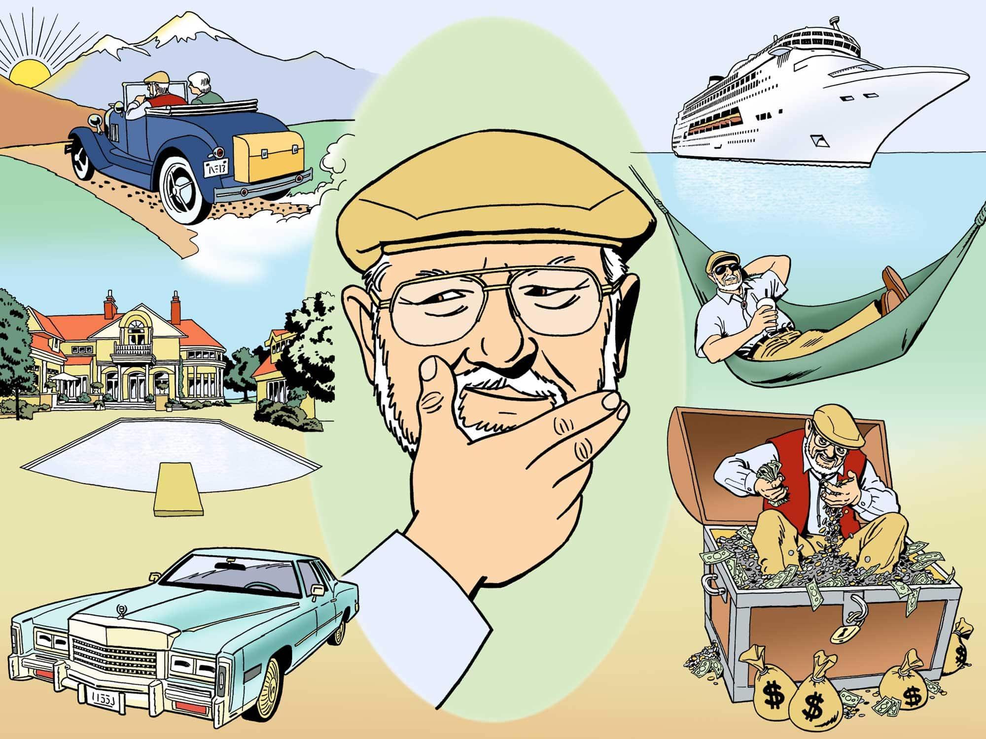 KH3314B-mansion-cars-liner-treasure