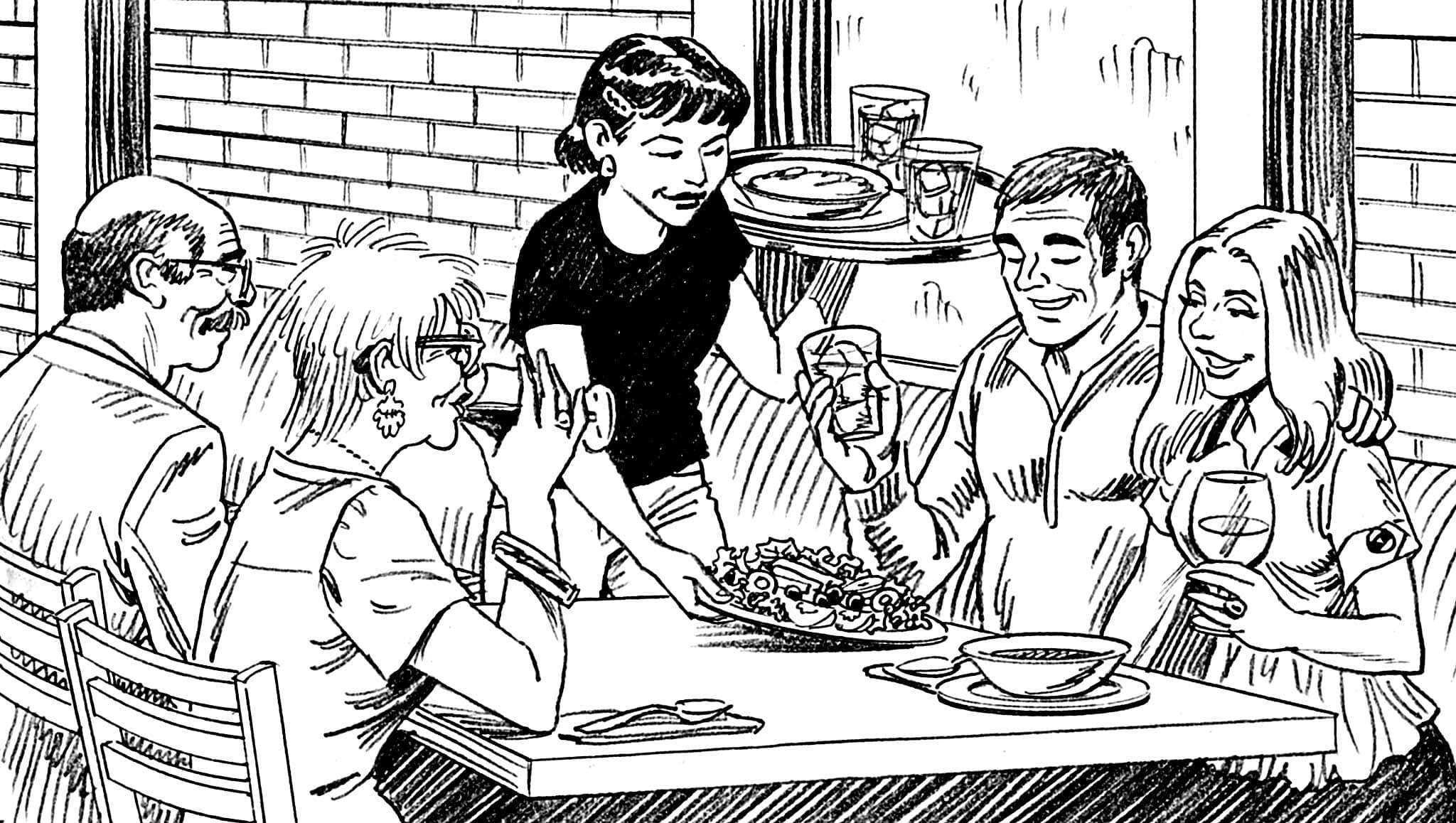 KH3152C05-family-restaurant-dinner