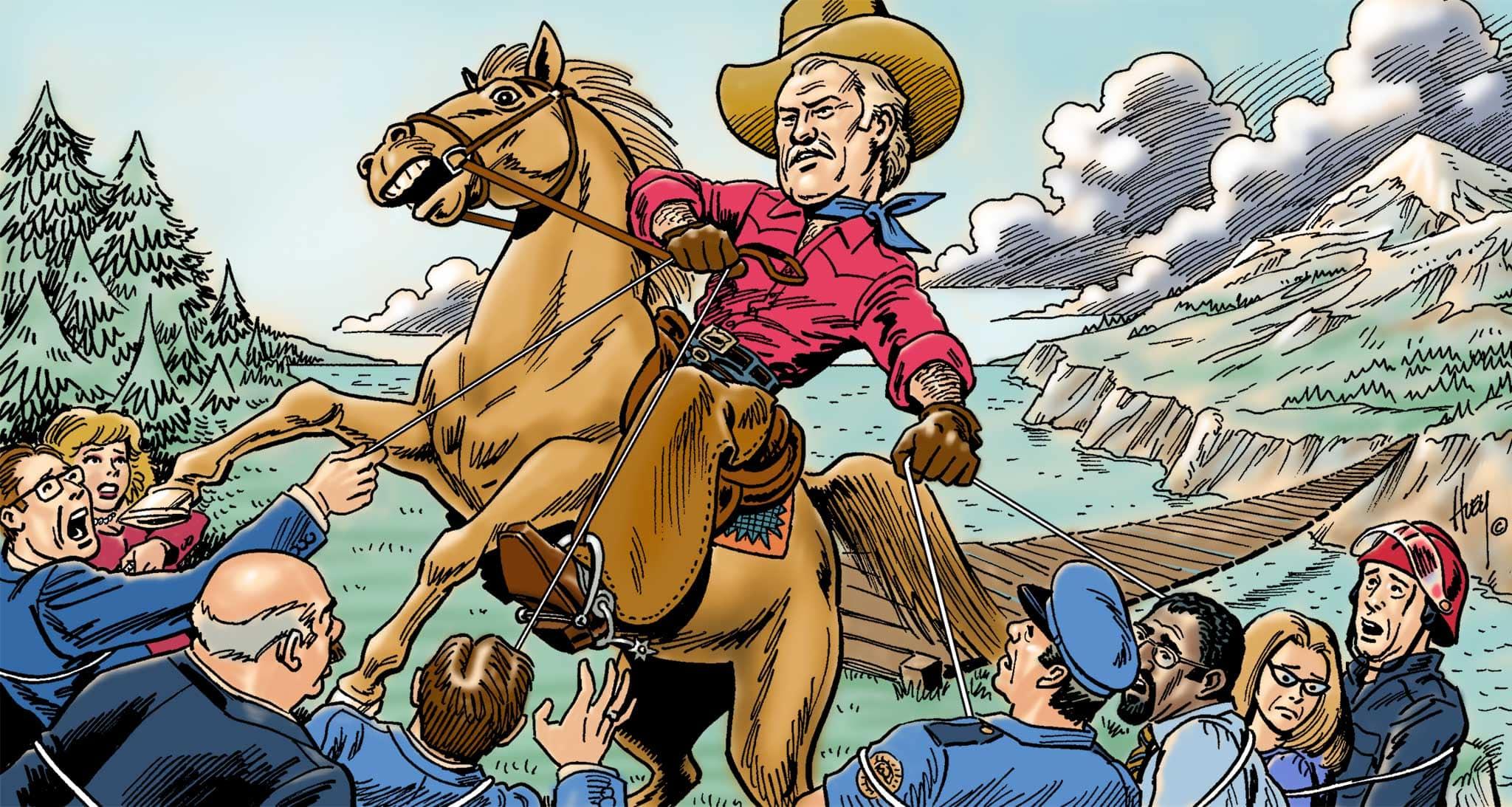 KH3236-cowboy-Kitzhaber-riding-horse
